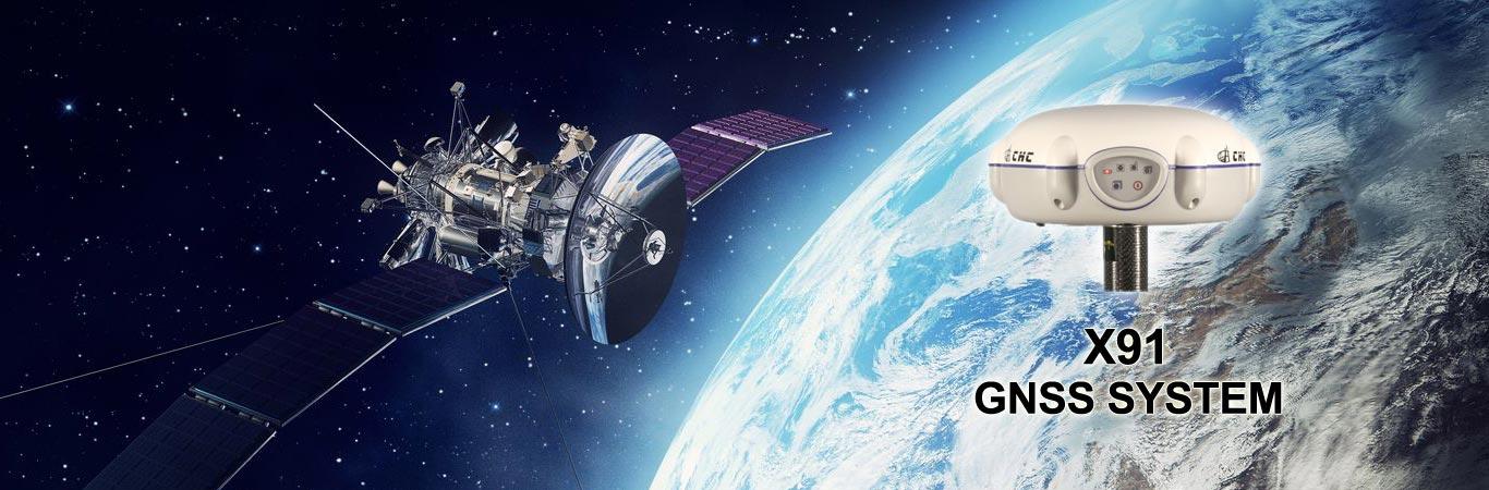 X91 GNSS