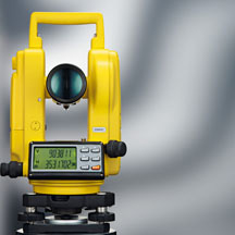 Digital Theodolite Zipp02 Series