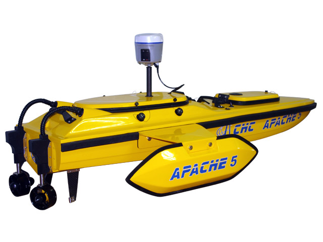 CHC Apache 5 Unmanned Survey Boat | MJAS Zenith